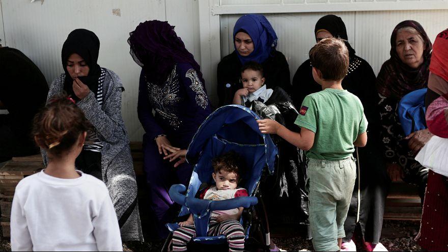 هشدار نسبت به افزایش میزان اقدام به خودکشی در میان پناهجویان ساکن لسبوس
