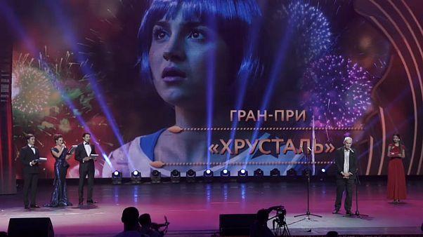 'Crystal Swan' se lleva el premio a la mejor película en el Festival de cine de Almatý