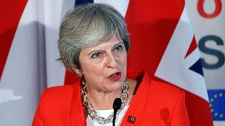 """May: Brexit-Verhandlungen befinden sich in einer """"Sackgasse"""""""