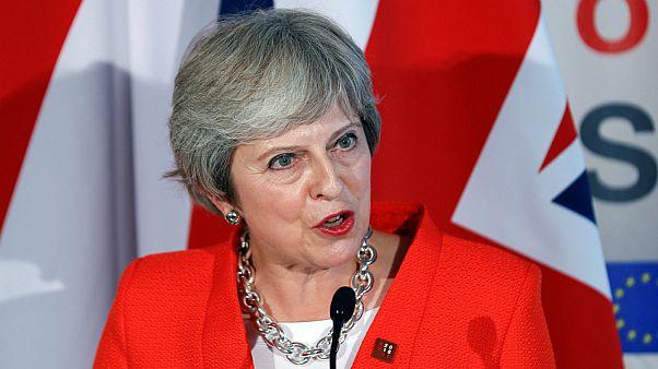 "Theresa May: ""Non spaccherò il Paese"""