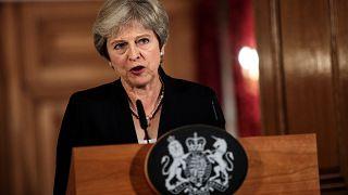 """Theresa May: """"No vamos a aceptar que no se respeten los resultados del referéndum"""""""