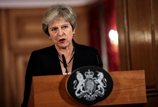 Watch: 3 key moments from May's defiant Brexit speech