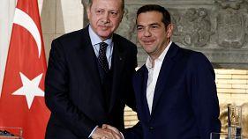 Συνάντηση στη Νέα Υόρκη θα έχουν Τσίπρας-Ερντογάν
