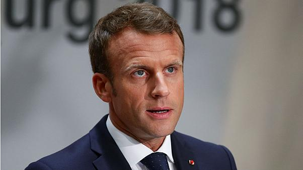 Watch: Macron dubs Brexiters 'liars'