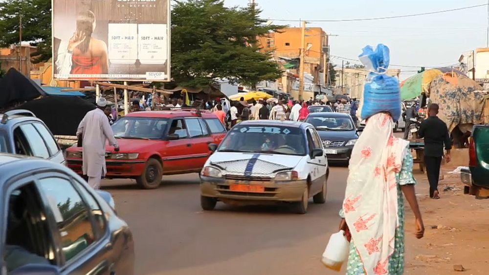 Горячие точки: Нигер
