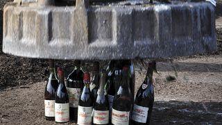 Photo prétexte rapport de l'OMS contre consommation d'alcool.