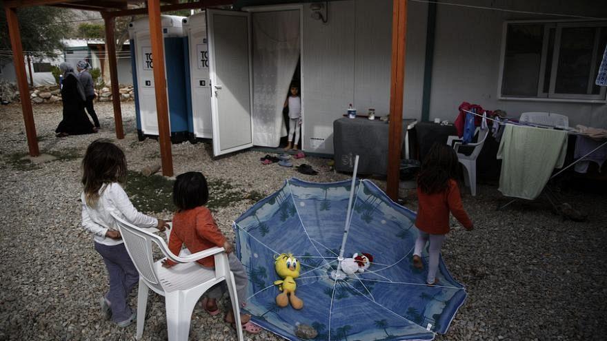 UNICEF: Κραυγή αγωνίας για τα προσφυγόπουλα στα ελληνικά νησιά