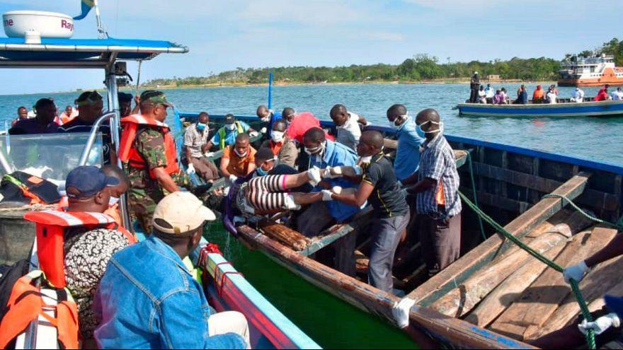 غرق شدن کشتی در دریاچه ویکتوریا؛ ۴ روز عزای عمومی در تانزانیا