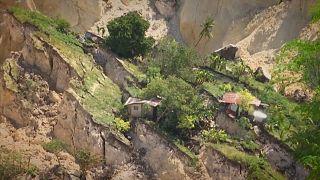 Mindestens 29 Tote und 60 Vermisste nach Erdrutsch auf Philippinen