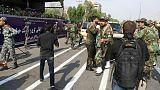 25 kişinin öldüğü saldırının ardından Tahran'dan 3 Avrupa ülkesine protesto