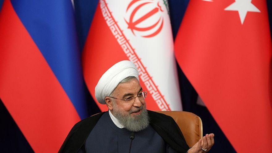 روحاني يتحدى: واشنطن ستواجه نفس مصير صدام ولن نتخلى عن الصواريخ