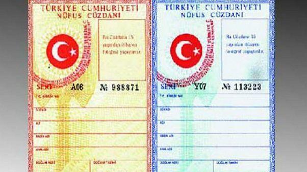 Türkiye'de 10 ayda 100 binden fazla isim soyisim değiştirildi