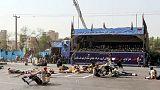 Más de 20 muertos y decenas de heridos en un ataque a un desfile militar en Irán