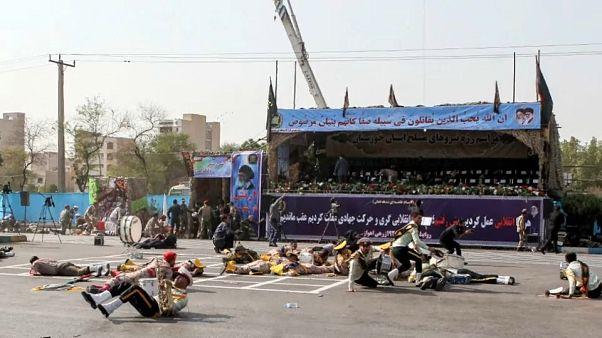 Ροχανί: «Τρομακτική απάντηση» για την πολύνεκρη επίθεση στην στρατιωτική παρέλαση