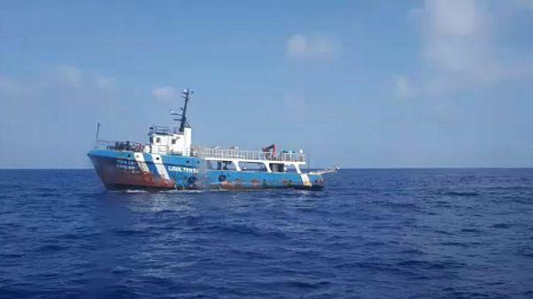 Διπλωματική ένταση Κύπρου με το ψευδοκράτος για τους ψαράδες (vid)