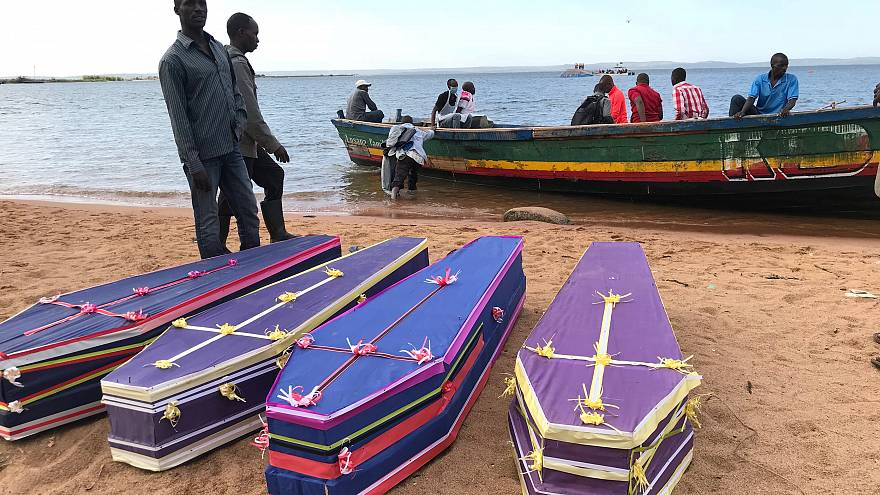Man survives for over two days in capsized ferry