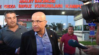 Berberoğlu kararından memnun olan Avrupa Konseyi'nden diğer tutuklu siyasiler için çağrı