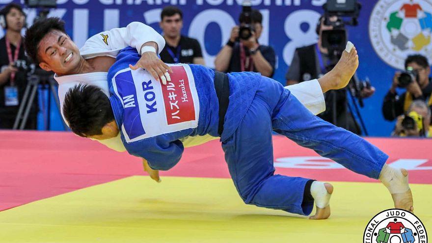 Telma Monteiro nona nos Mundiais de Judo