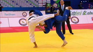 World Judo Championships: giornata ancora all'insegna dell'Asia