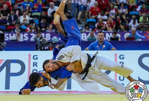 Tsukasa Yoshida y An Changrim, dos nuevos campeones del mundo