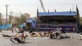 Irán culpa del atentado a Arabia Saudí y EE.UU.