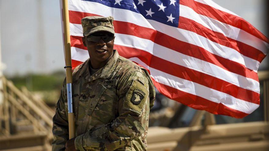 ضابط أمريكي لتدريب جنود صوماليين في مقديشو