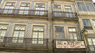 Proteste gegen Airbnb in Portugal