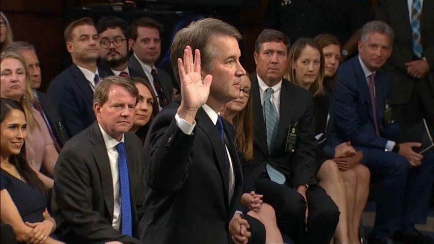 Trump'ın Yüksek Mahkeme adayını cinsel saldırıyla suçlayan kadın ifade verecek