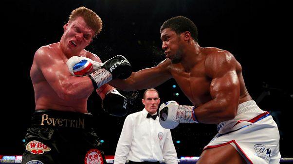 Boxe, Mondiali: Joshua ancora campione massimi IBF, WBO e WBA