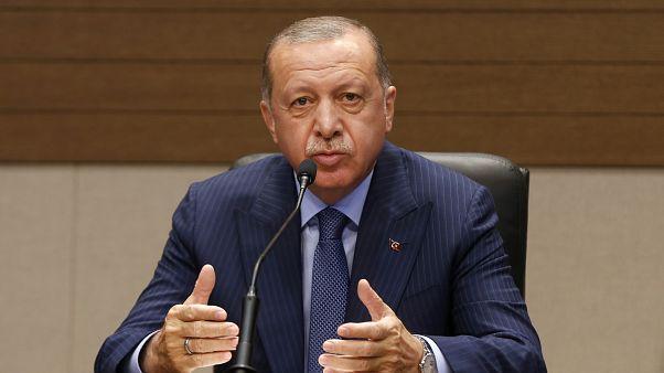 Cumhurbaşkanı Erdoğan ile Başkan Trump telefonla görüştü