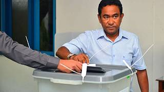 Malediven wählen Präsidenten