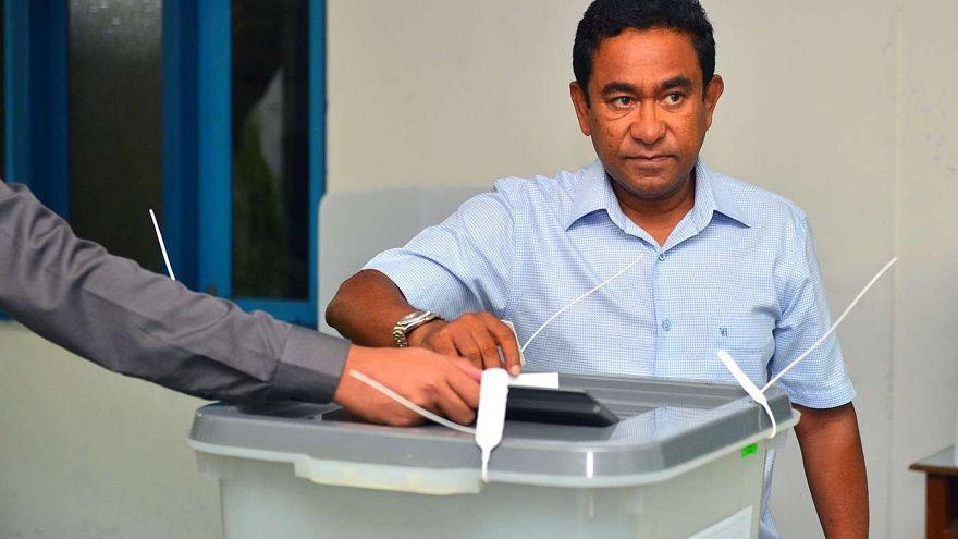 Befejeződött a választás a Maldív-szigeteken