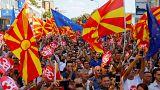 Στην τελική ευθεία για το δημοψήφισμα στα Σκόπια