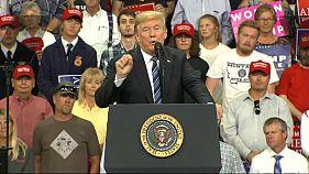 Donald Trump propone medidas contra inmigrantes legales que reciban ayudas en EEUU