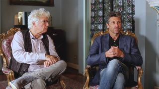 Patrick Dempsey and Jean-Jacques Annaud present new TV series at the El Gouna Film Festival