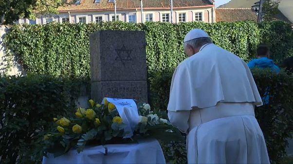 Papst erinnert an Holocaust-Opfer und warnt vor «Sirenengesang» neuer Nationalisten und Populisten