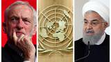 Live: UN general assembly, Iran attacks and UK labour party