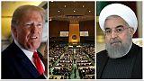 """واشنطن ترفض اتهامات طهران وتقول """"انظروا للمرآة قبل أن تتهموننا"""""""