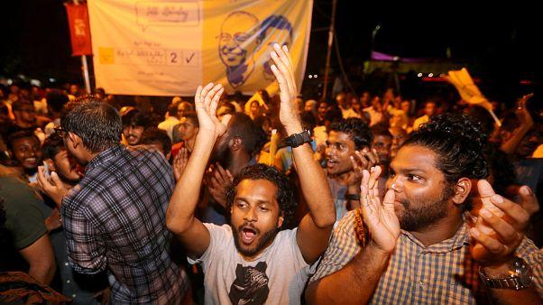 Maldivas: el opositor Solih, proclamado nuevo presidente