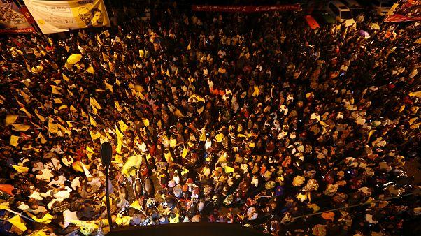 Überraschung im Urlaubsparadies: Opposition feiert Sieg von Ibrahim Mohamed Solih (54)