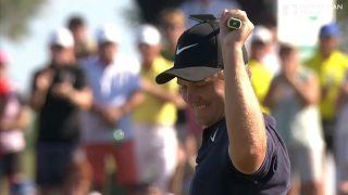 O 'bis' de Tom Lewis no Portugal Masters em golfe