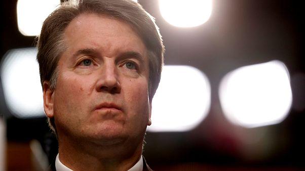 Trump'ın Anayasa Mahkemesi adayı Kavanaugh'a ikinci cinsel saldırı suçlaması