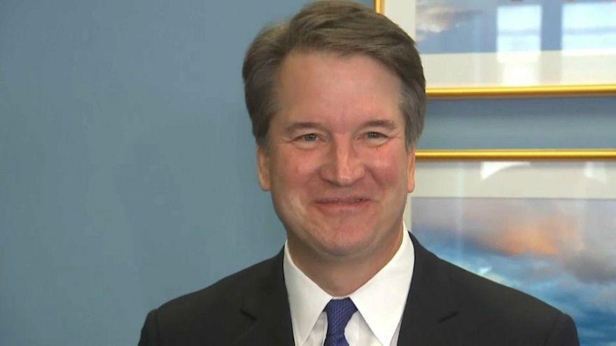 USA: Neue Anschuldigungen gegen Richter-Kandidat Kavanaugh