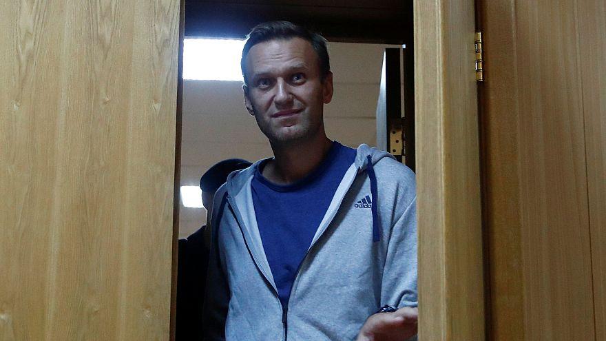 السلطات الروسية تلقي القبض مجددا على المعارض أليكسي نافالني