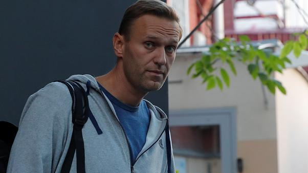 Alexeï Navalny novamente detido