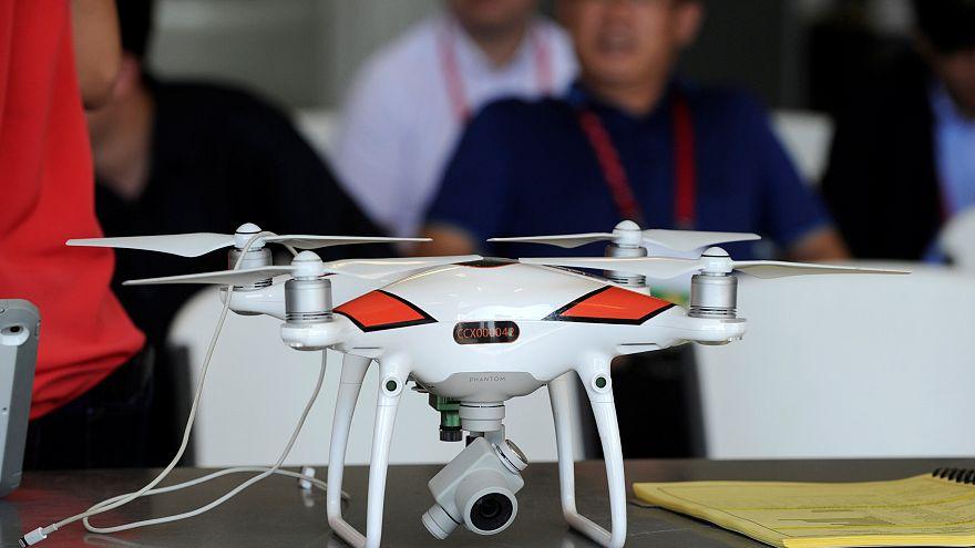 Drone de secours