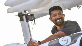'He's conscious': French ship rescues stranded Indian sailor   #TheCube