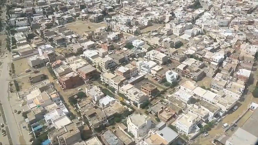 Túnez: las lluvias torrenciales dejan un rastro de desolación