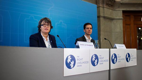 Alternativer Nobelpreis: Erstmals auch an saudische Menschenrechtler