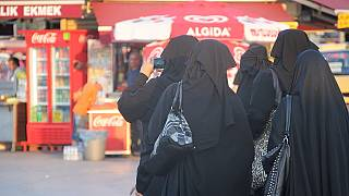 Voters in St Gallen, Switzerland, voted to approve a burqa ban.
